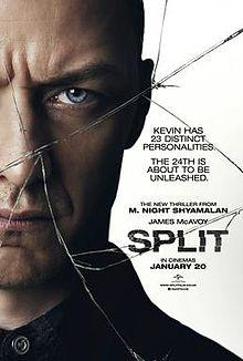分裂(Split)   *限15歲以上觀眾欣賞