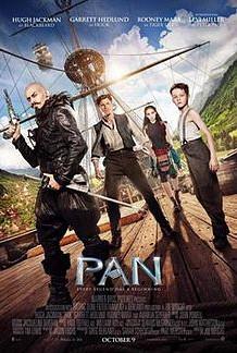 潘恩:航向夢幻島(Pan)