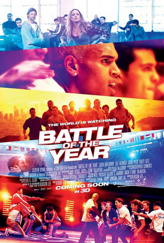 世界Battle (Battle of the year)
