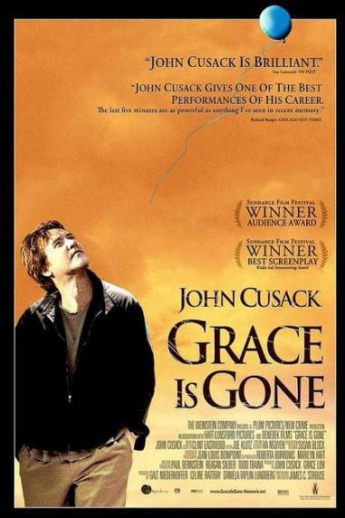 等媽媽回家的孩子(Grace is gone)