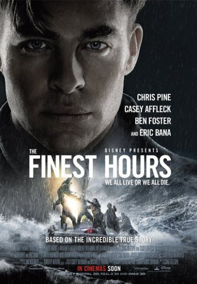絕命救援(The finest hours)
