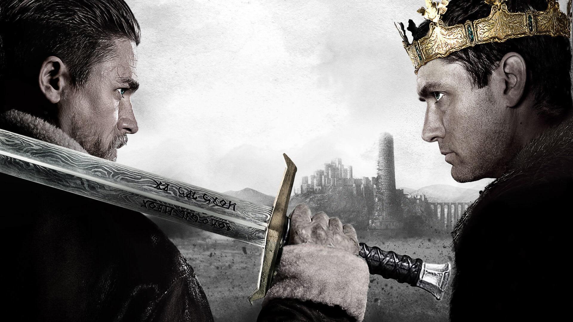 亞瑟  : 王者之劍*中興分館播映