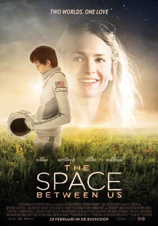 愛上火星男孩(Space Between Us)*黎明分館播映